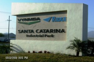 RIDGE Santa Catarina Industrial Park